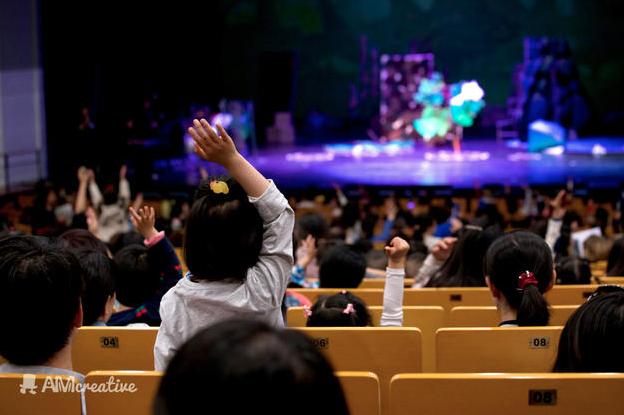 第一次帶孩子進劇場,你該注意…?