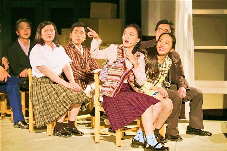 音樂劇《小太陽》 百老匯規格演繹家的溫馨-青年日報